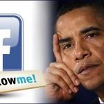 فیسبوک اوباما رسانه های اجتماعی
