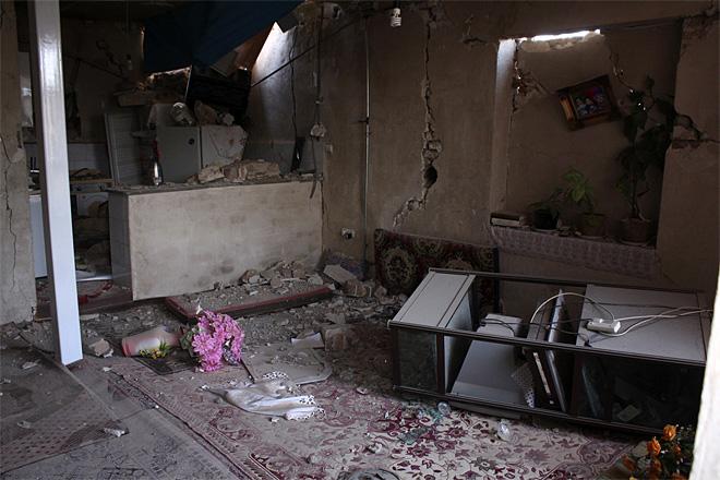زلزله آذربایجان رسانه