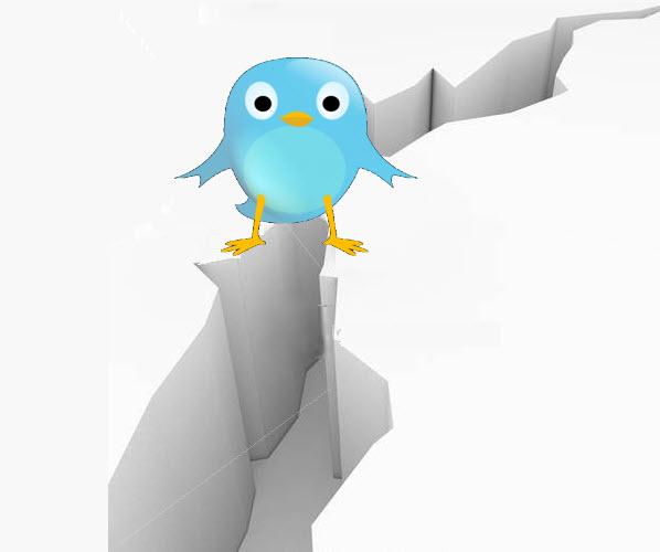 Twitter-quake