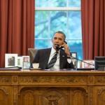 اوباما تلفن روحانی
