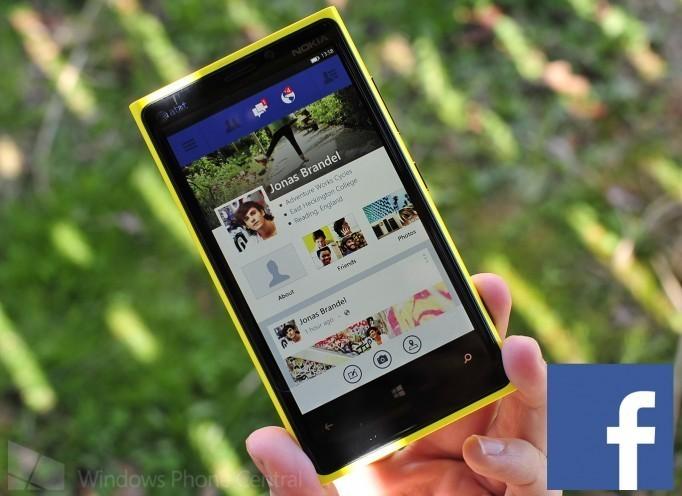 فیس بوک ویندوز فون