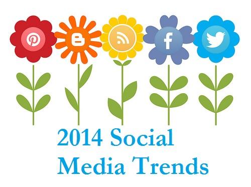 گرایشهای رسانههای اجتماعی در سال ۲۰۱۴