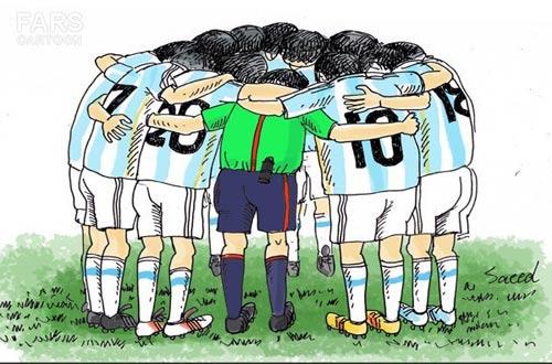همه چیز از صعود تا سقوط تیم ملی در شبکههای اجتماعی