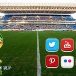 رسانه های اجتماعی جام جهانی