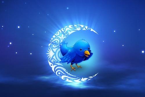 توییتر به استقبال رمضان رفت