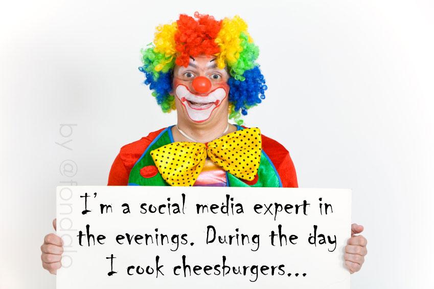 مشاور رسانه های اجتماعی