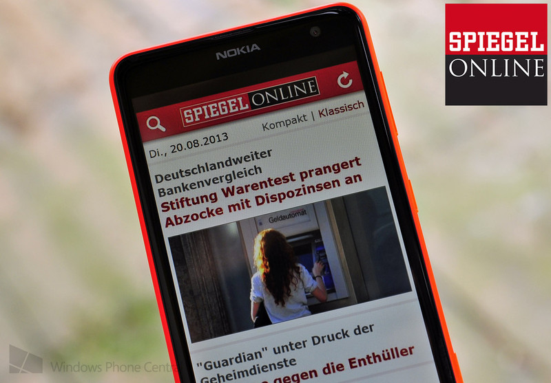 آشنایی با پربازدیدترین سایت خبری آلمانی زبان (اشپیگل آنلاین)