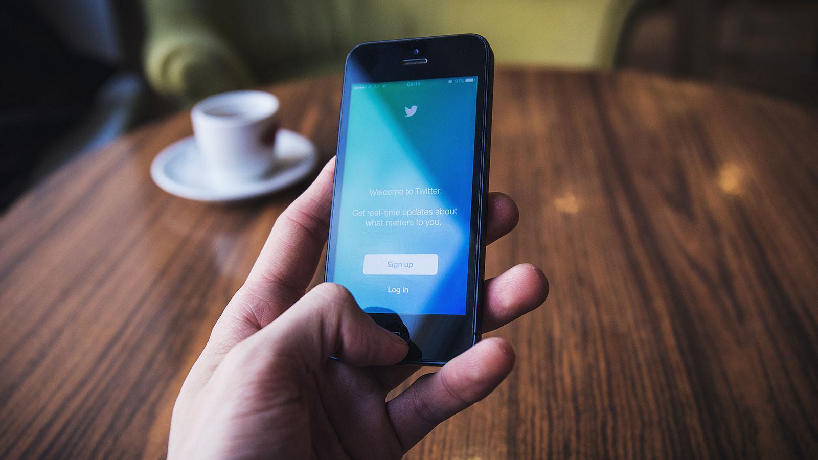 توییتر منبع اصلی تولید محتوا در ایران است