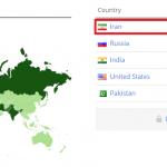 ایرانیها بیشترین بازدیدکنندگان وایبر هستند!